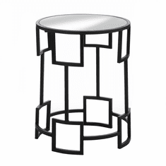 Modern Round Side Table