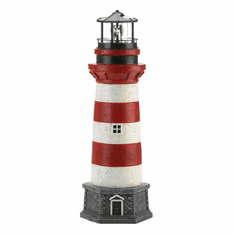 Solar Lighthouse Statue