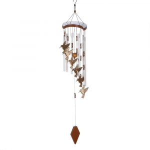 Hummingbird Flutter Wind Chime